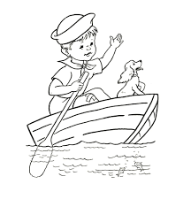 Small Picture Free Printable Boat Coloring Pages For Kids Best Coloring Pages