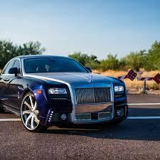 Custom Rolls Royce Ghost Images Mods Photos Upgrades Carid