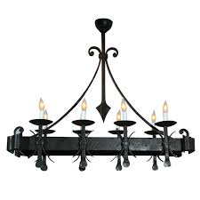 gothic style chandeliers style painted iron chandelier 1 gothic style outdoor lighting