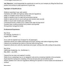 Chauffeur Job Description For Resume Sample Resume For Limousine Driver 24 Driver Resumes Chauffeur 3