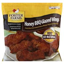 Essentially taste the same as those cooked from frozen wings from every grocery store. Foster Farms Chicken Wings Honey Bbq Glazed 80 Oz Instacart