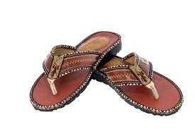 mens leather huaraches sandals for