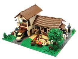 Lego House Plans Cool Lego House Spunkycarol