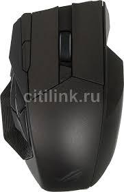 Купить <b>Мышь ASUS ROG</b> Spatha, проводная, USB, черный в ...