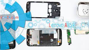 🔬 Tech review of Lenovo A859