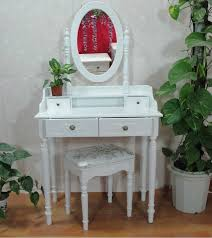 Girl dressing table with mirror