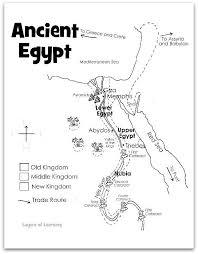 Ancient clipart egypt map - Pencil and in color ancient clipart ...
