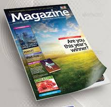 Magazine Template Psd 50 Indesign Psd Magazine Cover Layout Templates Bashooka