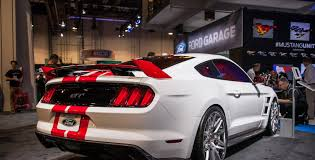 2015+ Ford Mustang Factory Style Flush Mount Spoiler — Metroplex ...