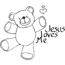 Love God Love Others Coloring Page Printable Coloring Page For Kids