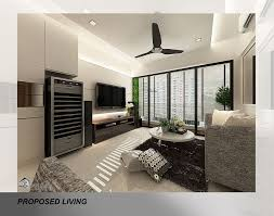 dc vision creative moden living room