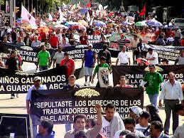 31 de enero, manifestación contra la reforma energética (#SME, #ReformaEnergética, #manifestacionesenMéxico, #México)