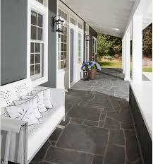 stencil paint porch patio floor