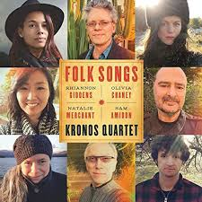 <b>Kronos Quartet</b> - <b>Folk</b> Songs (2017, Vinyl)   Discogs