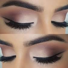 muave eyeshadow look
