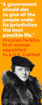 First Woman Cabinet Member 25 Best Ideas About Frances Perkins On Pinterest Suffrage