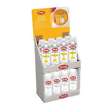 dry erase clear white spray paint countertop assortment display