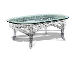 white wicker coffee table with glass top best low outdoor patio small cane side tables round grey rattan cocktail large wood and metal chairs