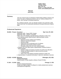 Sample Resume For A Bank Teller With No Experience Write Happy