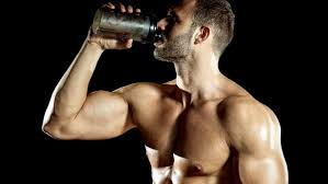protein shake right after a workout