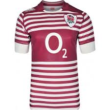 The away kit is a red and blue offering. England Rugby 2013 14 Canterbury Away Shirt Rugby Shirt Watch