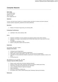 ... What A Resume Should Look Like 11 How ...
