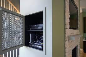 how to hide tv cords houzz