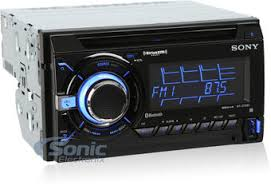 sony wx gt90bt double din bluetooth car stereo w pandora & $25 sony wx-gt90bt reset product name sony wx gt90bt free $25 sonic electronix gift card