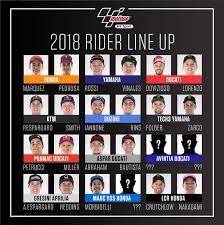 2018 ktm line. delighful 2018 motogp 2018 line up so faru2026 inside ktm line
