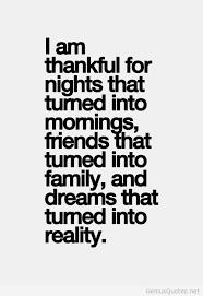 I Am Thankful Quotes Interesting I Am Thankful Quotes