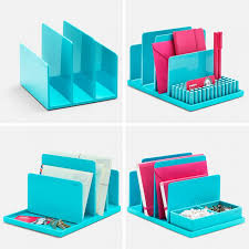 modern office accessories. winsome modern office accessories 92 canada poppin aqua fin file o
