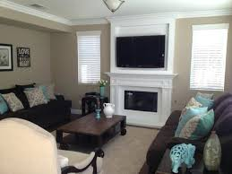 faux fireplace mantel tv stand custom in television mounted over the with crown molding and flat