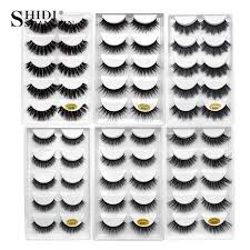 <b>YSDO</b> Lashes <b>1 box</b> mink eyelashes natural long 3d mink lashes ...
