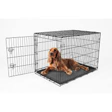 Carlson Compact Single Door Metal Dog Crate - Free Shipping Today -  Overstock.com - 16649320