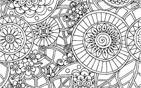 Small Picture Relieve Daily Stresses with Beautiful Free Mandala Coloring Pages