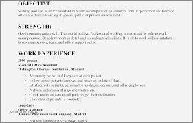 Customer Service Resume Objective Examples Mesmerizing √ 60 Fresh General Resume Objective Examples For Secretary Position