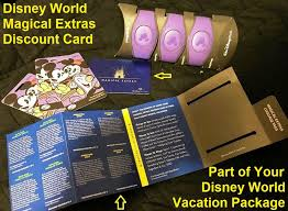 magical extras card disney world
