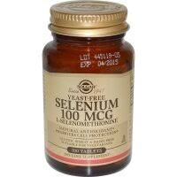 «<b>Solgar Selenium 100</b> mcg - Селен <b>100</b> таблеток» — Результаты ...