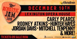 Acoustic Jam 2019 Lexington Opera House
