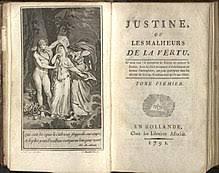 Image result for marquis de sade