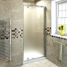 image of frameless shower doors home depot image