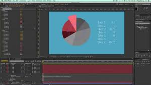 Pie Chart Preset For After Effects Update