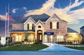 prosper tx by first texas homes