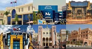 افضل الجامعات الخاصة المعتمده في مصر - alaylalayl