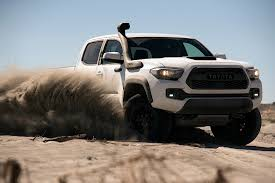 Toyota TRD Pro Off-Roaders Take the Stage in Chicago - autoevolution
