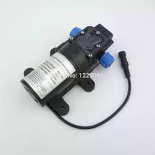 Dönüş vanası tipi 8bar 15W 1L/min Mini DC 12v elektrik diyafram pompası  yüksek basınçlı su sis pompası sis pompası misting pompası electric  diaphragm pump diaphragm pumpdiaphragm type pump - AliExpress