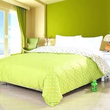 brown and lime green bedding sets 3 pieces 100 egyptian cotton lime green duvet cover set