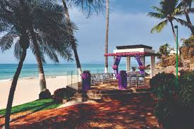 blue chair puerto vallarta. Hyatt Ziva Puerto Vallarta Wedding Gazebo Blue Chair