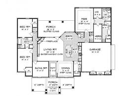 Home Floor Plans With Two Master Suites  JustsingitcomTwo Master