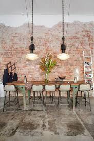 beautiful exposed brick walls